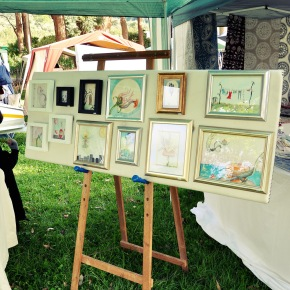Kirstenbosch Arts & Crafts Market, first day of the season