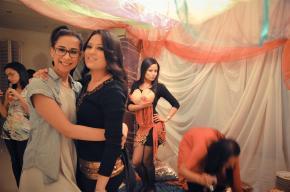 Bellydance Bachelorette Party
