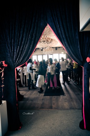 The Pink & Black Magnum Launch at Shimmy BeachClub